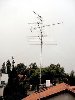 antenna mast pole