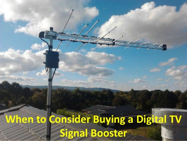 TV Booster Installation - TV Antenna Perth Antenna Installation