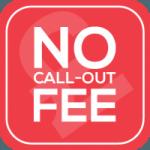 No call out fee